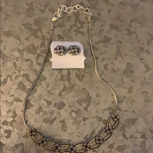 Brighton Earring and Necklace Set